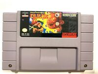 Dungeons & Dragons Eye of the Beholder Super Nintendo SNES Genuine Authentic