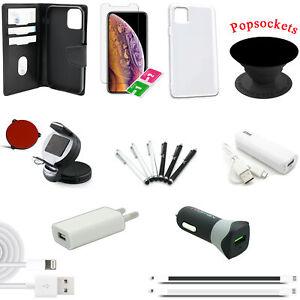18 teiliges iPhone 12 Mini Zubehör Set Paket Tasche Charger Halterung Powerbank