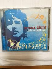 JAMES BLUNT - BACK TO BEDLAM (ACC.) HIGH, NO BRAVERY, WISEMEN, YOU'RE BEAUTIFUL