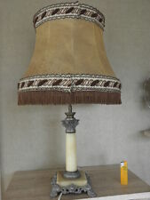 antique lamp Desk light marble Home century VICTORIAN Napoléon french
