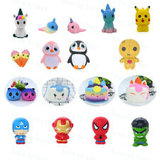 Jumbo Squishy Soft  Rising Squeeze Cartoon Pressure Relief Release Toys Lot