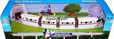 NEW Disney Monorail Train Die Cast Model Metal RED Stripe Parks Exclusive