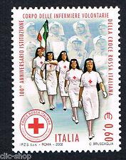ITALIA 1 FRANCOBOLLO CROCE ROSSA 2008 nuovo**