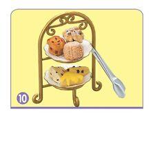 Re-Ment Bread & Butter #10, Elegant Scones, 1:6 Barbie scale kitchen food minis