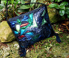 EVENING BAG SEWING PATTERN, EMBROIDERED, Lynda Anne
