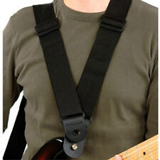 PLANET WAVES DARE DOUBLE GUITAR STRAP FOR BAD BACKS!