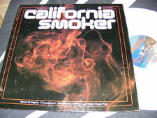 Cool AUDIOPHILE Direct To Digital LP White Vinyl CALIFORNIA SMOKER Jazz FELDMAN