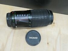 Takumar A 70-200mm F4 Macro Lens (Excellent Condition)(Untested)