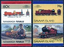 FURNESS RAILWAY (FR / LMS) Collection 4 x GB Train Stamps (Loco 100 Locomotives)