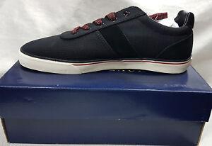 Ralph Lauren Mens Shoes Hanford Black Size 10.5 Agsbeagle