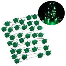 3.5M 35 LED Grün Lichterkette Kette Weihnachtsbaumkette Garten Party Außen DE