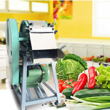 Used Food Processor Electric Vegetable Cutter Chopper Grinder Slicer 110V Us