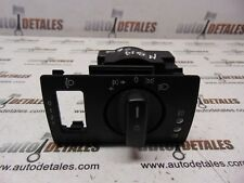 Mercedes A-Class W169 light switch adjustment control A1695451504 used 2006