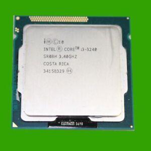 Intel Core I3 3240 3,4 GHz Sockel LGA 1155 CPU Dual Core Prozessor