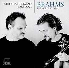 Brahms:Violin Sonatas [Christian Tetzlaff; Lars Vogt] [ONDINE: ODE 1284-2], Chri