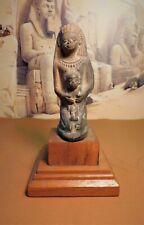 Ancient Egyptian Faience 18th Dynasty Figure