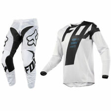 Vestimenta Fox color principal blanco para motocross y enduro