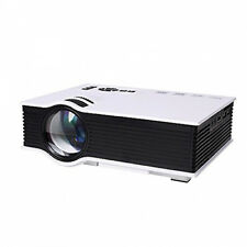 UC40 MINI Projector 1200 Lumens 1080P Full HD Pico AV USB SD HDMI Home theater
