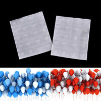 1x 40dots Glue Special Dot Double Side Adhesive Balloon Sticker Ballons ToolFO
