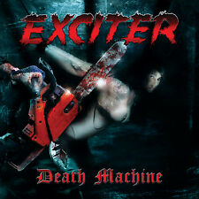 EXCITER-Death Machine-DIGIPAK-CD - 205666