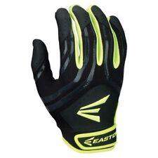 Easton HF3 Woman's Medium Fastpitch Gloves Black/Yellow, new