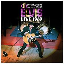 ELVIS PRESLEY Live 1969 BOX SET 11 CD + BOOK NEW .cp