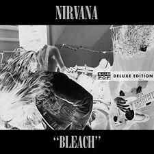 NIRVANA - BLEACH: DELUXE EDITION Digipak   CD NEW+