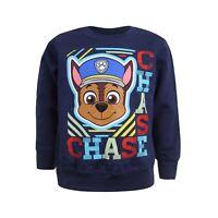 Paw Patrol - Kids - Jumper - Chase - Graphic - Navy