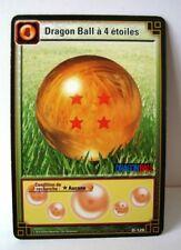 Dragon Ball A 4 Etoiles - D-126 - Carte Dragon Ball Z Série 9
