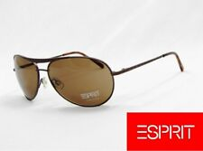 AUTHENTIC ESPRIT STYLISH SUNGLASSES ET19211 - RRP U$110 - BRONZE / BROWN