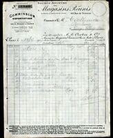 "PARIS (III°) BAZAR ""MAGASINS REUNIS / Ch. MASSON & L.CORBIN"" en 1917"