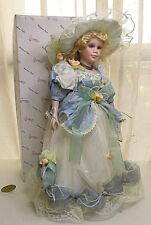 "Duck House Heirloom Doll Rachel Porcelain Victorian 19"" Coa 142/15000"