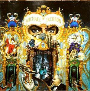 Michael Jackson - Dangerous, Plus Bonus CD  -  CD, VG