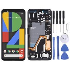 LCD Display Screen Touch Digitizer Replacement Frame For Google Pixel 4XL Black