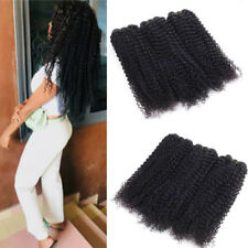Brazilian Kinky Curly Human Hair 150G/3Bundles 100% Human Hair Weave Extensions