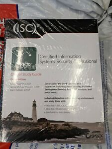 Cissp Official study guide and practice tests double bundle