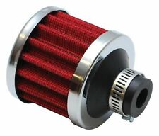 "Vibrant Performance Crankcase Breather Filter w/ Chrome Cap  3/4"" 2164"