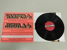 JJ8- HARPER + JUGULA + 1985 USA VIN LP POR VG DIS NM
