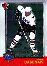 1998 Bowman CHL Chrome OPC International #100 Pierre Dagenais