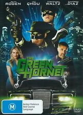 The Green Hornet - Action / Sci-Fi / Crime / Comedy - Seth Rogen - NEW DVD