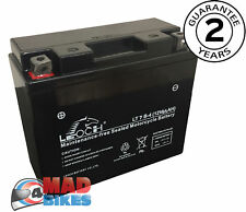 Suzuki DRZ400 SM, S, E Models 2000 to 2012 Sealed AGM Battery 2 Year Guarantee