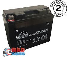 Suzuki DRZ400 Sm , S,E Modèles 2000 To 2012 Joint Batterie AGM Garantie de 2 Ans