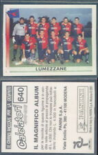 FIGURINA CALCIATORI PANINI 2000/01-SQUADRA LUMEZZANE-N.640-NUOVA