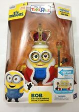 TOYS R US DESPICABLE ME MINION DELUXE ACTION FIGURE MOVING MOUTH & EYES