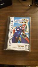 Mega Man X4 - Sega Saturn COMPLETE