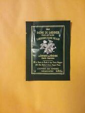 Lot of 100 BAUME DU JARDINIER Gardener's Hand Healer Cream 5 ML 0.17 OZ