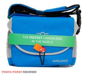 Cosyspeed Tasche CAMSLINGER Outdoor Blue - NEUWARE