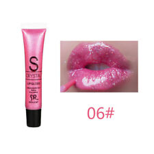 Sexy Women Glitter Lip Glosses Fashion Charm Girl Moisturizing Nourish Lipgloss