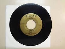 "DOUG & THE INN-TRUDERS:What's Up-Starring My Broken Heart-U.S. 7"" Aircap KB 4452"