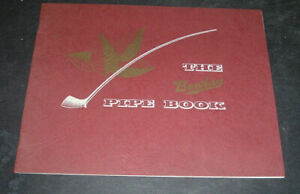 """vtg the bewlay pipe book brochure catalog price list 10"""" x 7"""" 25 pages rare"""